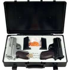 Airsoft P618 Pistol SetLoading that magazine is a pain! Excellent loader available for your handgun Get your Magazine speedloader today! http://www.amazon.com/shops/raeind