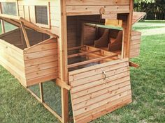 Awesome inexpensive chicken coop for backyard ideas 04