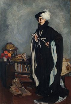 Ignacio Zuloaga y Zabaleta Peintre espagnol (Eibar 1870 - Portrait de Jose Maria de Huarte. Huile sur toile, 1937.
