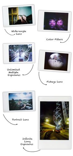 The Lomo'Instant Camera by Lomography — Kickstarter