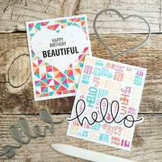 Justine's Cardmaking: All About Turnabout Stamps!