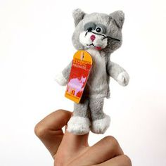 Schrodinger's #Cat magnet/finger puppet. $6.00 How cute is this??? Love it! From #Mirth in a box. You can make your own fun gift box, this is one of many things you can add to it! Go check them out!