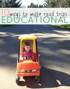 Awesome road trip tips & giveaway from Little Pim { language learning for kids }