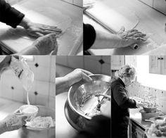 Mrs. Ioanna making rafiolia