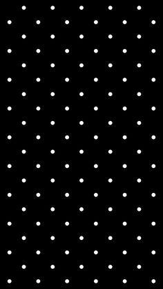 Black Dots Iphone 5 Wallpaper