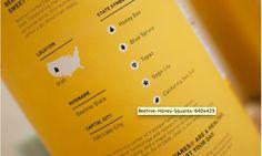 Les composants Le contenant : pas de problème de fermeture car le couvercle permet d'être parfaitement hermétique. Forme minimaliste qui attire l'attention. Au dos du packaging la localisation de fabrication du produit.  Le décor : 3 couleurs: paquet qui attire l'œil. Prédominance du jaune. Peu de texte sinon les explications aux dos du paquet. On retrouve juste un ours sur la devant.