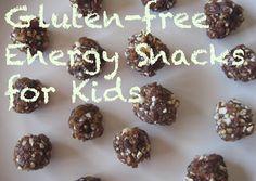 Finding Great Joy: Gluten-free Energy Snacks for Kids
