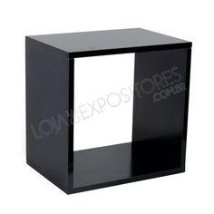 Cubo MDP 15MM Preto