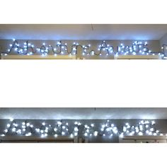 "Room decor idea with LED Christmas lights. I just used multiple thumb tacks to put it up. The top picture is with my room/fan light on & the bottom is was taken with it off.. it's a little hard to read cause I have a small wall so I'm limited with space but it says ""Adventure Awaits."" I love how it turned out though so y'all should try it 😏"