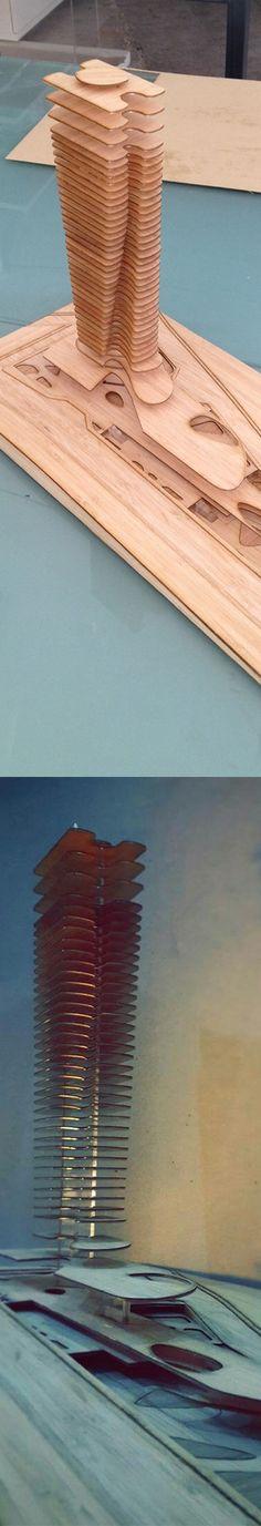 #gad #architecture #gokhan #avcioglu #model #architectural #mimar #mimarlik #design #building #mak #ece #yilmaz
