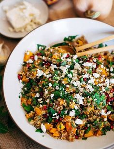 12 Warm Salads That Are Perfect for Winter - Salad Recipes Healthy Vegetarian Recipes, Cooking Recipes, Healthy Recipes, Cooking Pork, Cooking Beets, Healthy Salads, Warm Salad Recipes, Recipes Dinner, Dinner Entrees