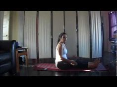 Belly Dance Exercise for Better Shimmies
