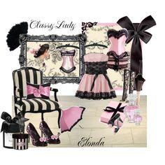 """Classy Lady..."" by elonda on Polyvore"