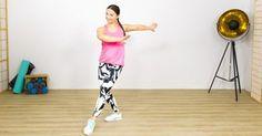 Ihr wollt abnehmen und dabei euren Bauch, euren Po und eure Beine straffen? Mit diesem Aerobic Latin Dance Workout schafft ihr den perfekten Einstieg...
