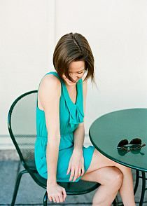Turquoise et Menthe na Stylowi.pl