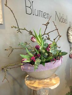 Blumen Nöbel / Inhaber Ivi Nöbel