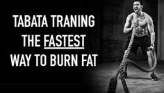 Tabata Training - Fastest Way To Burn Fat