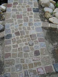Gartenweg (Bitte hier klicken um dieses Bild in seiner vollen Größe zu betrachten)