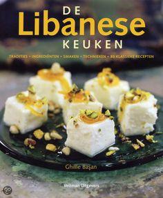De Libanese keuken - Ghillie Basan - ISBN 9789048302956.   Tradities, ingrediënten, smaken, technieken, 80 klassieke recepten. Ontdek de rijke en levendige kookkunst van Libanon, een van de meest verfijnde keukens ter wereld. Ontdek de verschillende aspecten van de Libanese eetgewoonten. GRATIS VERZENDING IN BELGIË - BESTELLEN BIJ TOPBOOKS VIA BOL COM OF VERDER LEZEN? DUBBELKLIK OP BOVENSTAANDE FOTO!