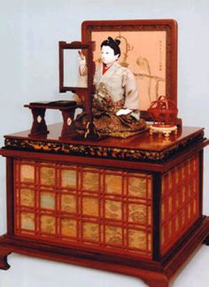 Karakuri ningyo, Japanese mechanized puppets
