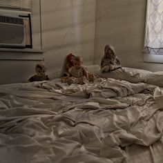Creepy Dolls, Bed, Home, Stream Bed, Ad Home, Homes, Beds, Haus, Bedding