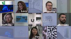 The art project #UArt (formerly #art@tell) brings new #art works to the #HSG. For six months the works of artists from five countries can be seen at Tellstrasse 2. In the video interview, Joscha Steffens, Florencia Levy, Anastasios Veloudis, Victoria Tan and Ivar Veermäe present their works. #unisg #UniversityOfStGallen // Das Kunstprojekt «UArt» (vormals «art@tell») bringt neue #Kunstwerke an die HSG. Giacometti, Countries, Art Projects, It Works, Interview, University, Bring It On, Presents, Victoria