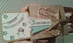 Stamp and Create: Video Anleitung Double Slider Box