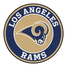 Los Angeles Rams Logo 2017 Present Los Angeles Rams