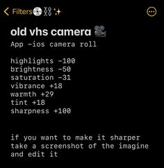 Photography Editing Apps, Photography Tips Iphone, Photo Editing Vsco, Photography Filters, Choses Cool, Edit Camera, Selfie Tips, Instagram Editing Apps, Shotting Photo