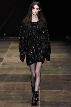 saint laurent fall 2013 ready to wear