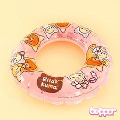 Rilakkuma X Neko Swimming Ring - Lifestyle - Other Products | Blippo Kawaii Shop