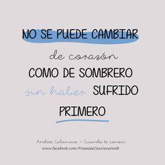 Cuando te conocí - Andrés Calamro