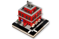 micropolis fire station | Flickr - Photo Sharing!