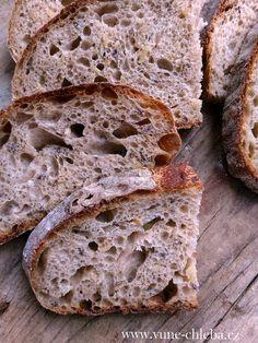Chléb se syrovými bramborami – Vůně chleba Slovak Recipes, Czech Recipes, No Salt Recipes, Food And Drink, Apple, Baking, Health, Basket, Breads