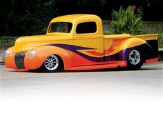 #Ford Pickup 1940