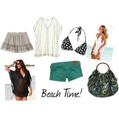 Beach Time, created by kaelabags