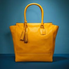 Coach Legacy leather Tanner tote $498
