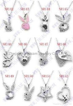 Playboy necklaces