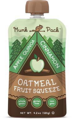 Apple, Quinoa & Cinnamon by Munk Pack