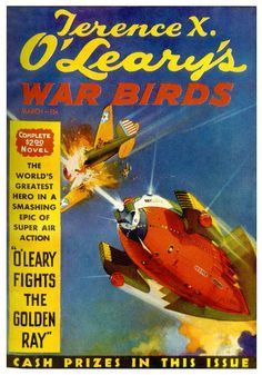 March 1935, Cover art by Rudolph Belarski.