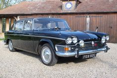 1965 Humber Imperial - A British version of a KGB Staff car? Classic Cars British, British Sports Cars, American Graffiti, Harrison Ford, Austin Cars, Classic Motors, Commercial Vehicle, Old Trucks, Old Cars