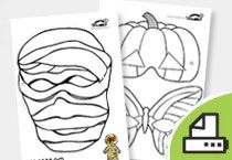 krokotak   children activities, more than 2000 coloring pages   Page 17