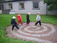 utemiljö förskola - Sök på Google Natural Play Spaces, Outdoor Play, Outdoor Decor, Backyard For Kids, Childcare, Teaching Resources, Cool Kids, Playground, Stepping Stones