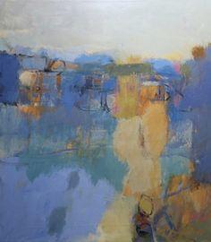 Tony Saladino - Spring Landscape II