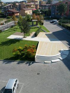 Parco dei Tintori, Benevento, 2011 - [archiattack]