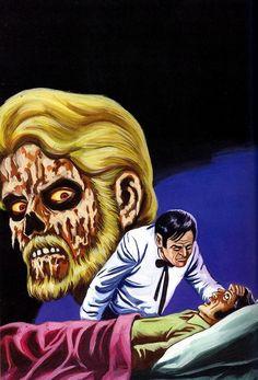 Mexican horror book