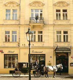 Hotel Haštal Prague #WithHeartInPrague