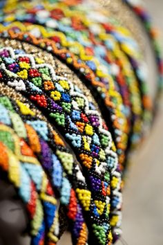 African Beads at The Westin Cape Town