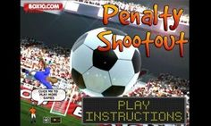 Penalty shootOut Soccer game is now here! This is best Euros style football game out there, Like football you'll Love scoring football goals in this awesome football Game. Are you a football games fan? Then what are you waiting for? Start the scoring penalties in football game. If you'll be watching Euro 2012 on the Tv then you need to play this game if you love Euros 2012 you'll love this football Game. If you love football world cup you will also love this soccer game.