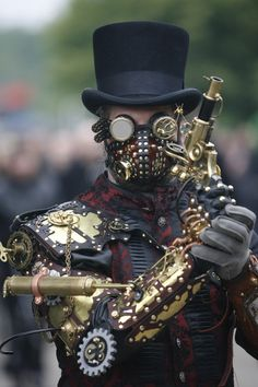 #Steampunk inspiration of the day